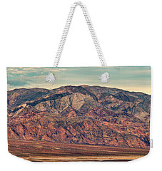 Landscape With Mountain Range Weekender Tote Bag