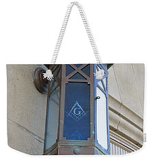 Lantern Of Secrets Weekender Tote Bag