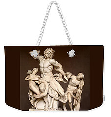 Laocoon And Sons Weekender Tote Bag