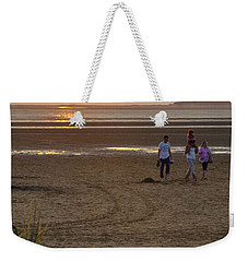 Last Colourful Days Of Summer Weekender Tote Bag by Spikey Mouse Photography