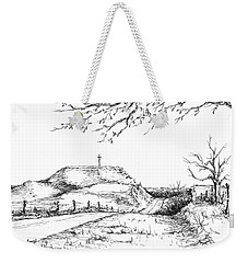 Last Hill Home Weekender Tote Bag
