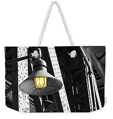 Weekender Tote Bag featuring the photograph Last Hope by Patricia Babbitt