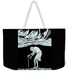 Last Journey Weekender Tote Bag