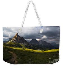 Last Rays Weekender Tote Bag