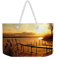 Last Winter ? Weekender Tote Bag