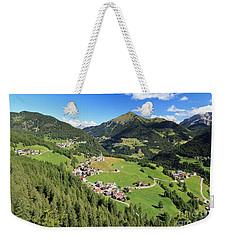 Laste - Val Cordevole Weekender Tote Bag