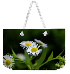 Late Summer Bloom Weekender Tote Bag