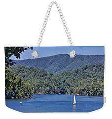 Late Summer Cruising  Weekender Tote Bag