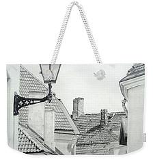 Latern Weekender Tote Bag