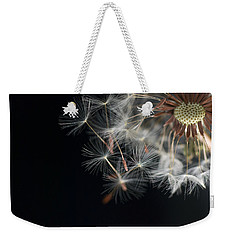 Launch Bay Open Weekender Tote Bag