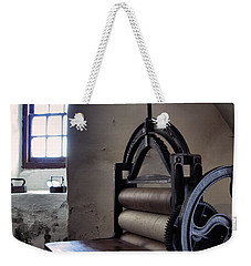 Laundry Press Weekender Tote Bag