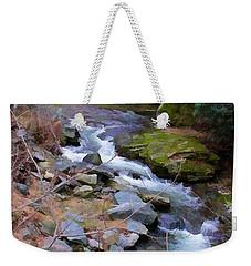 Laurel Creek  Weekender Tote Bag