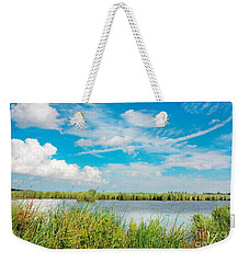 Lauwersmeer National Park. Weekender Tote Bag