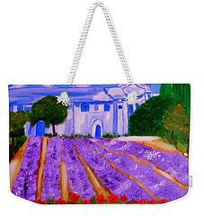 Lavande A St Paul De Mausole  St Remy De Provence Weekender Tote Bag