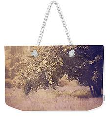 Lavender Dreams Weekender Tote Bag by Amy Weiss