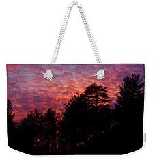Lavender Skies Weekender Tote Bag