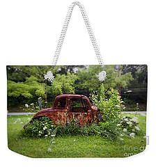Lawn Ornament Weekender Tote Bag