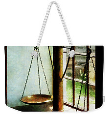 Lawyer - Scales Of Justice Weekender Tote Bag