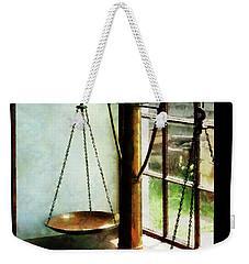 Lawyer - Scales Of Justice Weekender Tote Bag