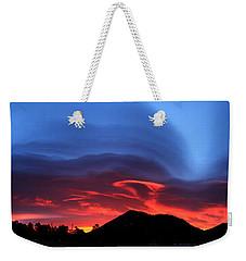 Layers In The Sky - Panorama Weekender Tote Bag