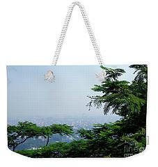 Layers Of Tree Weekender Tote Bag