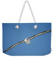 Laysan Albatross Soaring Hawaii Weekender Tote Bag by Tui De Roy