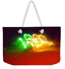 Laser Fusion No. 3 Weekender Tote Bag