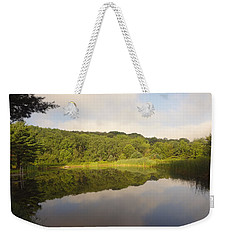 Lazy Afternoon Weekender Tote Bag by Michael Porchik