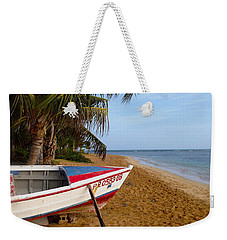 Weekender Tote Bag featuring the photograph Lazy Day by The Art of Alice Terrill