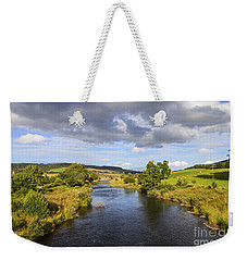 Lazy River Weekender Tote Bag