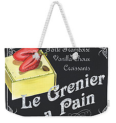 Le Grenier A Pain Weekender Tote Bag