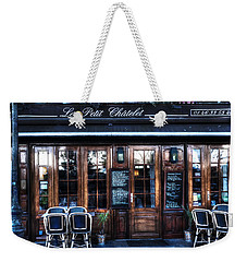 Le Petit Chatelet Paris France Weekender Tote Bag