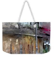 Le Petit Paris Weekender Tote Bag