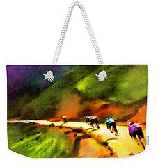Le Tour De France 02 Weekender Tote Bag