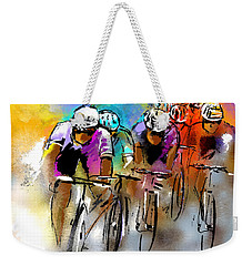 Le Tour De France 03 Weekender Tote Bag