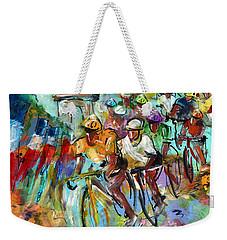 Le Tour De France Madness 02 Weekender Tote Bag