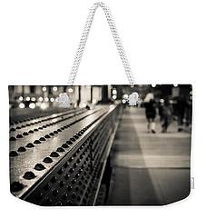Leading Across Weekender Tote Bag