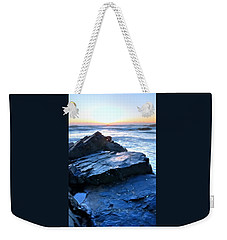 Leading To The Sun 17859 Weekender Tote Bag by Jerry Sodorff
