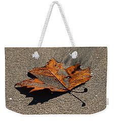 Leaf Composed Weekender Tote Bag by Joe Schofield