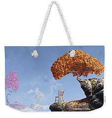 Leaf Peepers Weekender Tote Bag