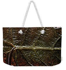 Leafage Weekender Tote Bag