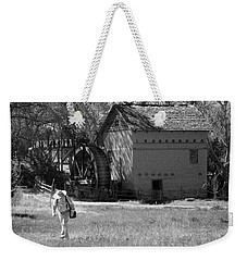 Leaving The Mill Weekender Tote Bag