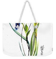 Leaving Zen Weekender Tote Bag