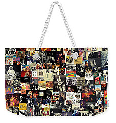 Led Zeppelin Collage Weekender Tote Bag