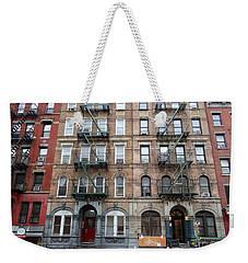 Led Zeppelin Physical Graffiti Building Weekender Tote Bag