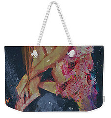 Ledges Emotive Portrait Weekender Tote Bag by Galen Valle