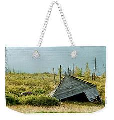 Left Behind Weekender Tote Bag