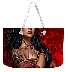 Legend Weekender Tote Bag