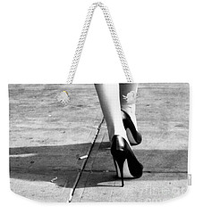 Legs New York Weekender Tote Bag