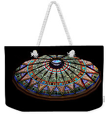 Lehigh University Linderman Library Rotunda Window Weekender Tote Bag